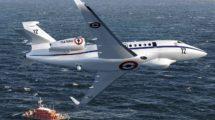 Los Falcon 2000 de la Marina francesa serán los primeros Falcon que se construirán fuera del país.