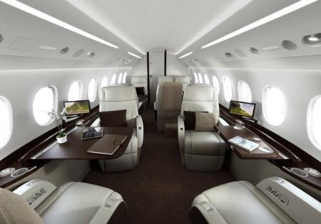 Dassault Falcon 200S