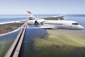 El Falcon 6X fue lanzado por Dassault para sustituir al Flacon 5X tras los problemas con los motores Safran que lo iban a equipar.
