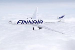 Los dos vuelos con biocombsutible de San Francisco a Helsinki fueron operados con el Airbus A330 OH-LTM, gemelo del aquí fotografiado.