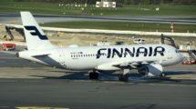 Finnair vuelve a volar a Málaga con sus Airbus A320.