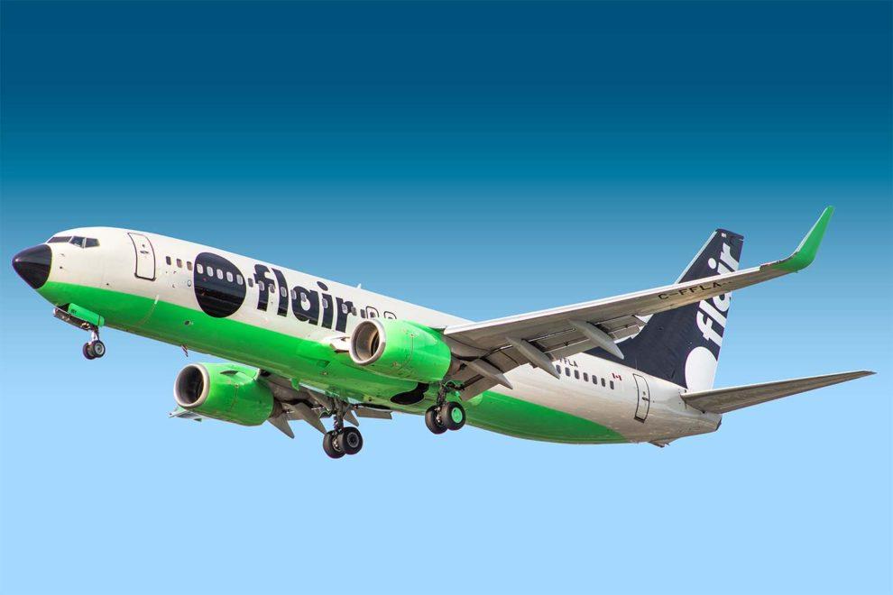 Flair Boeing 737 MAX
