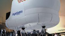 Simulador de Beech King Air desarrollado por FlightSafety.
