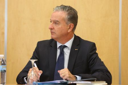 Javier ventura de la ESA en España.