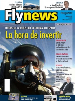 Especiales Fly News Industria de Defensa en España con la participación de Alberto Gutiérrez de Airbus Defence and Space