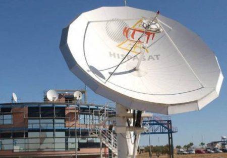 Hispasat mantiene en servicio una flota de 8 satélites de comunicaciones.