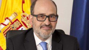 Jaime de Rábago, presidente de TEDAE