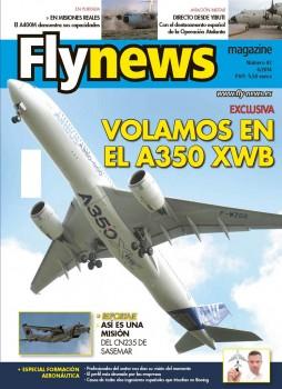 Portada del número 42 de Fly News