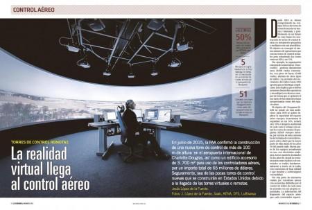 Alemania y Suecia ya disponen de algunas torres virtuales, en las que los controladores de torre están a cientos de kilómetros del aeropuerto.