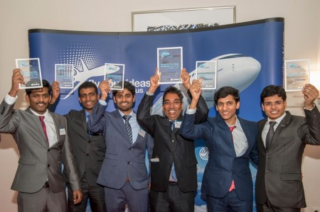 El equipo Multifun, de la Universidad Holandesa de Delft, gana Fly Your Ideas 2015
