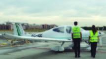 Las escuelas de pilotos españolas han sido autorizadas a reanudar sus cursos.