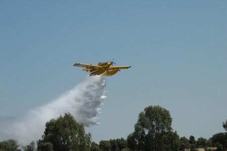En España existen actualmente 44 Air Tractor en servicio.