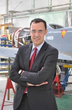 Francisco Javier Diaz Gil, un hombre de Airbus, nombrado consejero delegado de Alestis Aerospace