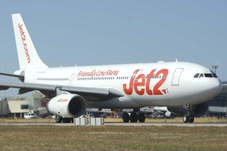 El Airbus G-VYGL es uno de los que Jet2 suele alquilar en verano para sus rutas de mayor densidad.