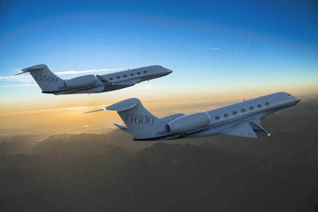 Gulfstream G500 y G600