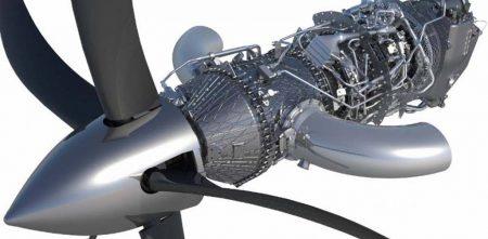 El nuevo motor de General Electric está diseñado para competir con el PW PT6A.
