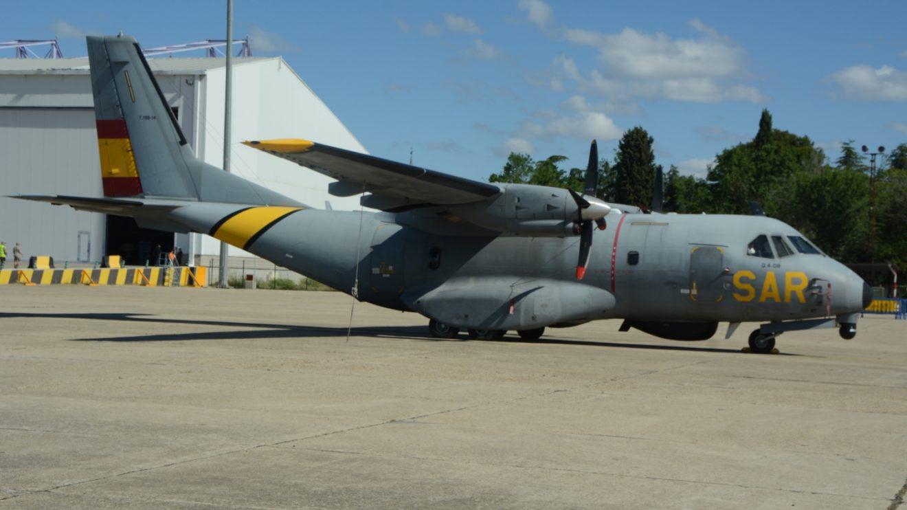 Los CN-325 del SAR , además de ese tipo de misión, realizan la de vigilancia marítima y han salvado miles de vidas localizando pateras en el Mediterráneo.
