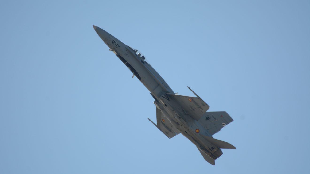 Aviones del Ala 12 están actualmente desplegados en la base aérea de Siauliai (Lituania) , protegiendo el espacio aéreo de las repúblicas bálticas.