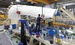 Planta de Airbus Group en Getafe