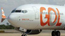 Boeing 737 8 MAX de Gol.