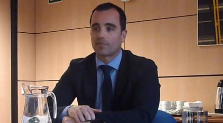 Ignacio González, director general de Navegación Aérea