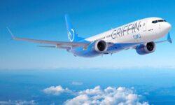 Boeing 737 MAX de Griffin International
