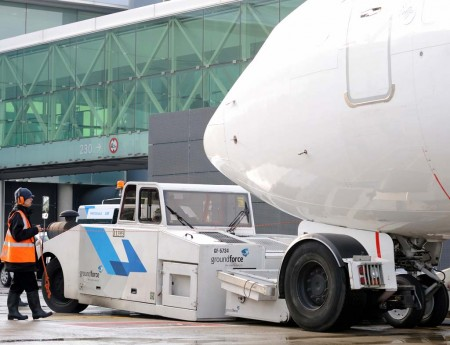 Groundforce cuenta en España con más de 3.000 empleados y con más de 200 aerolíneas clientes.