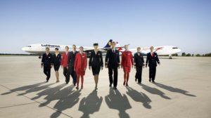 El Grupo Lufthansa manda a sus casas a 87.000 empleados.