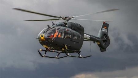 El H145M acaba de recibir la certificación civil por parte de EASA
