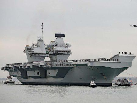 La construcción y equipamiento de los nuevos portaaviones británicos es un ejemplo de colaboración entre la industria europea.