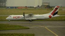 ATR72 de Hop!.