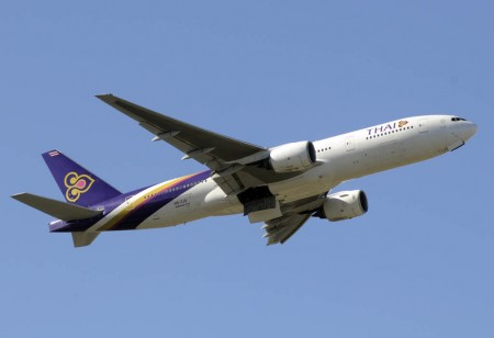 Boeing 777-200 de Thai Airways