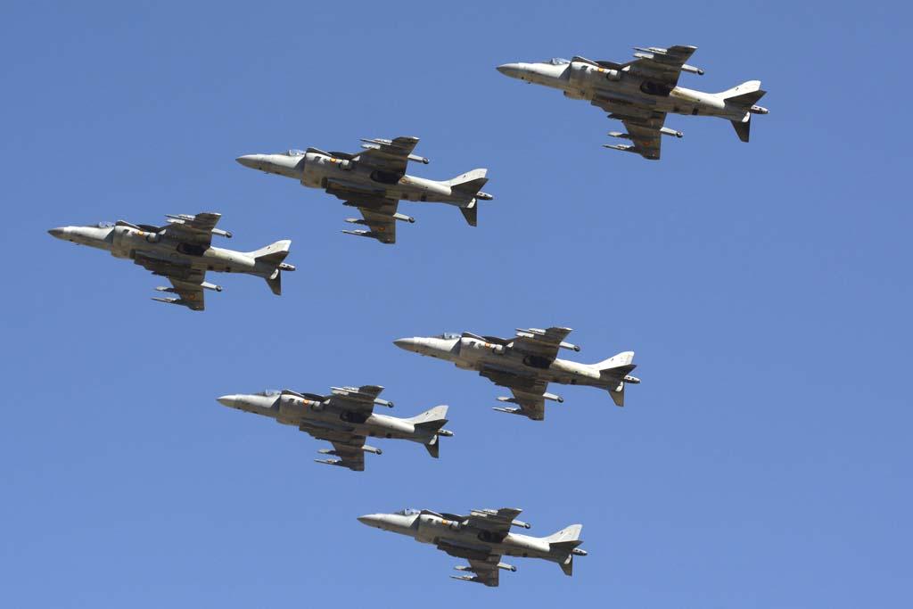 La Flotilla de Aeronaves, el nombre que recibe la fuerza aérea de la Armada española acaba de cumplir 100 años.