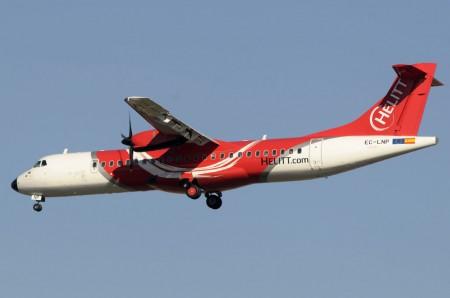 ATR 72 de Helitt