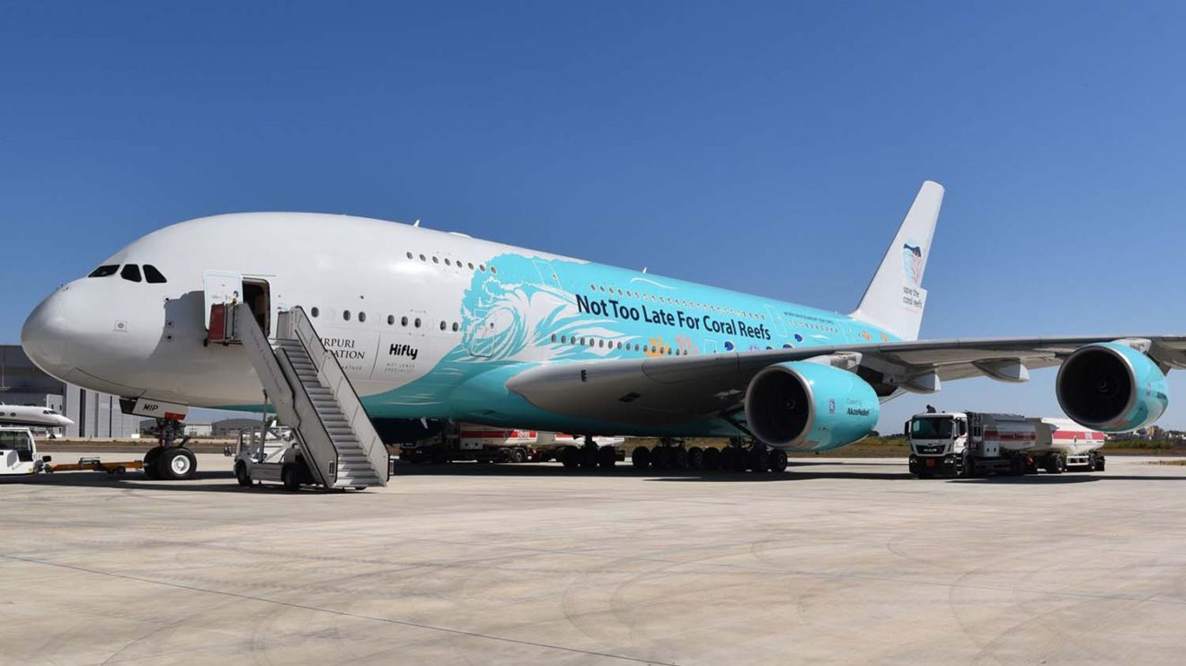Hi Fly ha alquilado sus dos Airbus A380 que antes operó Singapore Airlines de Doric Aviation por seis años.