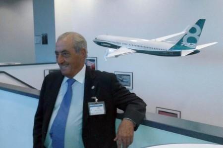 Juan José Hidalgo presidente de Air Europa y Globalia.