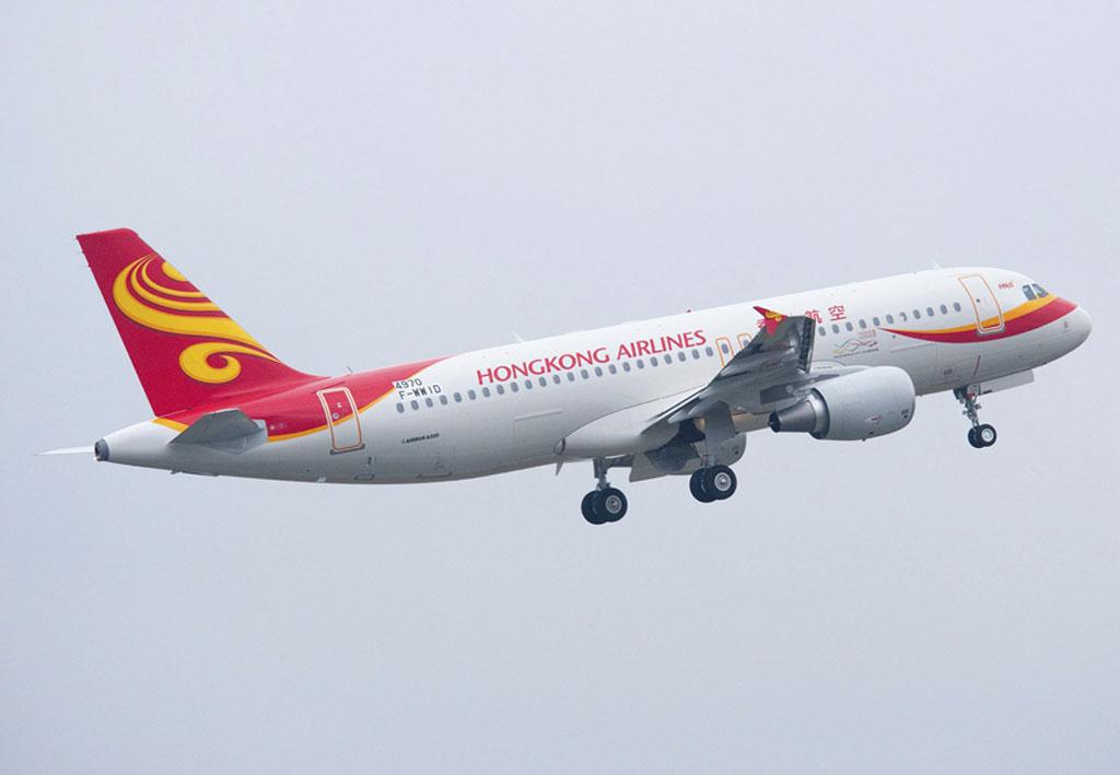 Airbus A320 de Hong Kong Airlines