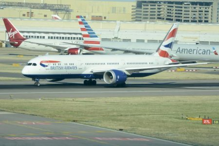 British Airways controla el 55 por ciento de los slots en el aeropuerto de Londres Heathrow.