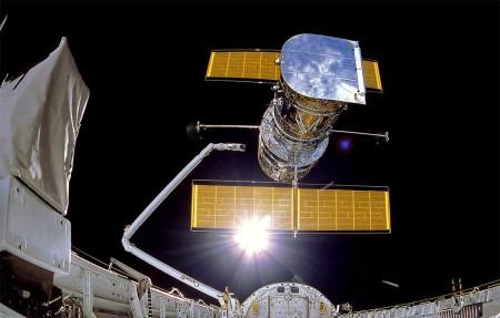 Hubble cumple hoy 25 años