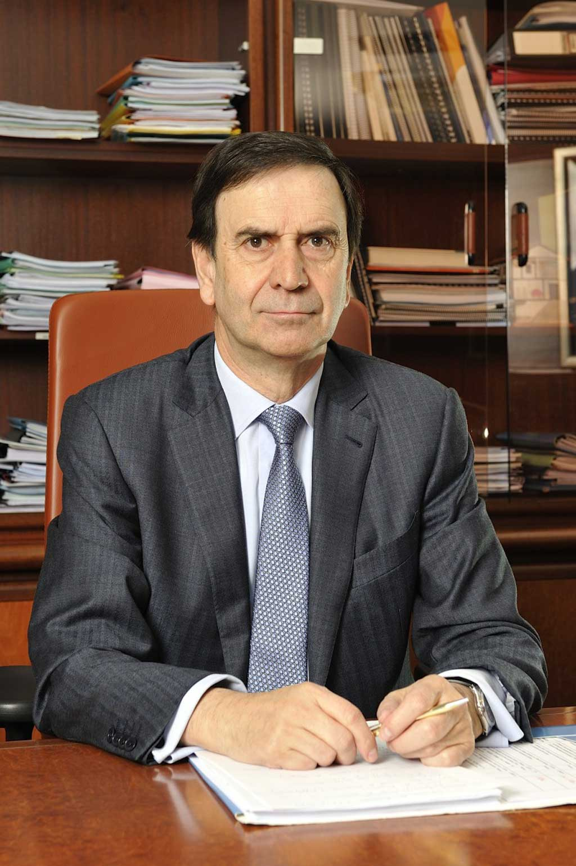 López Gandásegui ha sido elegido presidente de Hegan.