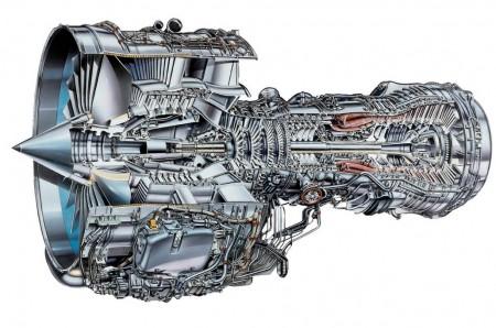 Motor V2500