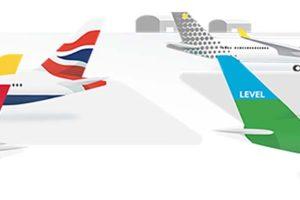 Aerolíneas de IAG.