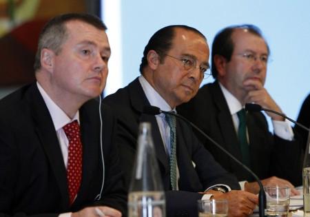 Junta de accionistas de IAG en Madrid