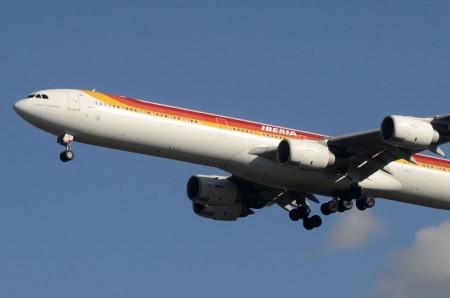 A340-600 de Iberia