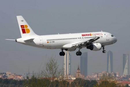 Sepla convoca huelga por Iberia Express