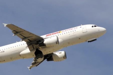 A320 de Iberia Express