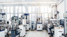 Instalaciones de IMA Dresden.