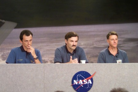 Pedro Duque, el único astronauta español que ha estado en la Estación