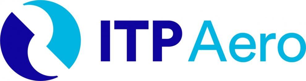 Nuevo logotipo de ITP Aero, que simboliza las alianzas, la tecnología y el liderazgo.