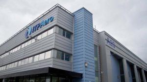 Instalaciones de ITP Aero en Zamudio.
